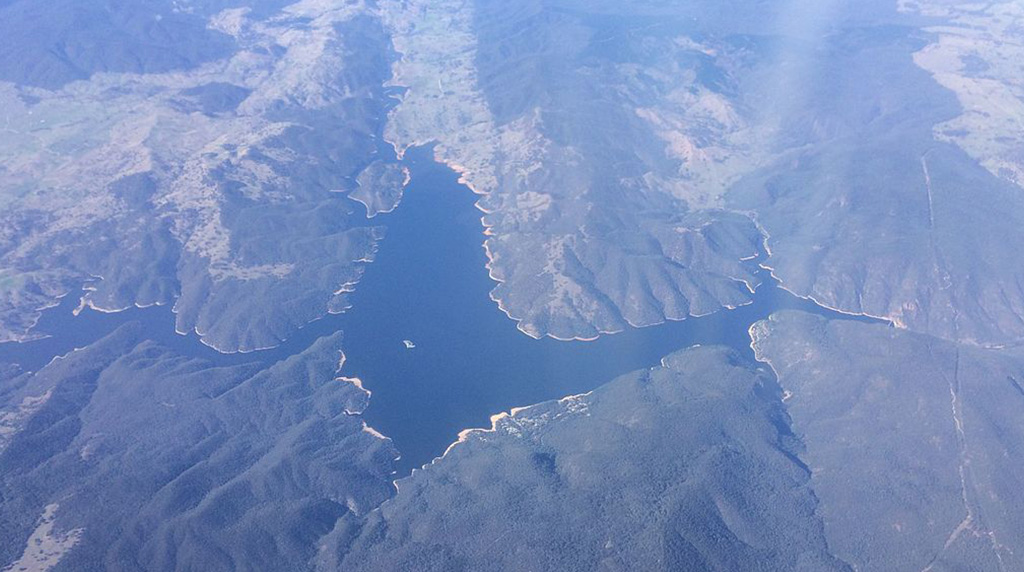 Burrinjuck Dam